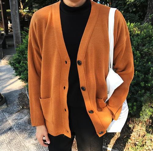DAILY COLOR CARDIGAN (5 COLOR)