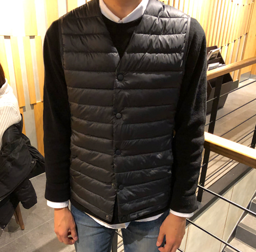 URBAN BBANG VEST JK (3 COLOR)