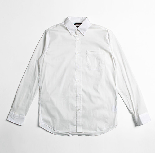 INNER BASIC WHITE SHIRT (WHITE)