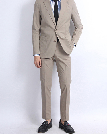 G.C daisy cotton suit (beige)