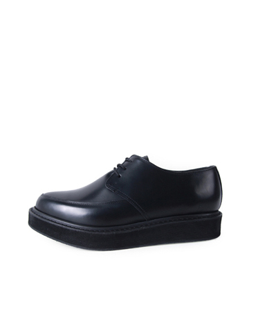 CHOPHER HAND MADE SHOE (BLACK)
