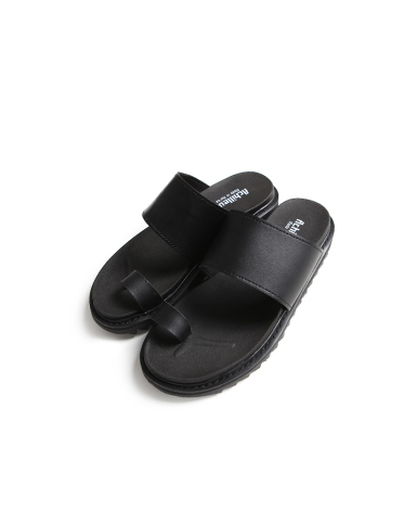 JULY BLACK SANDALS (2 color)