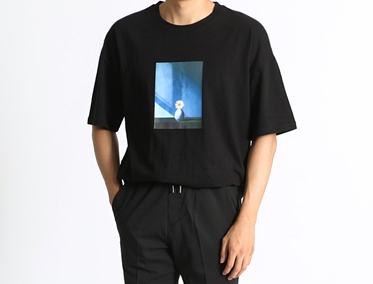ALEX 1/2 TEE (2 COLOR)