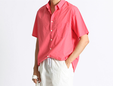 BALLY COLOR SHIRT (5 COLOR)