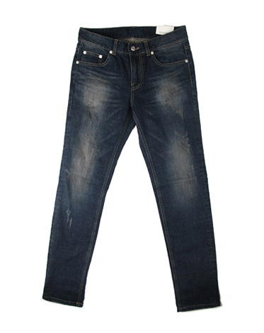 Z. 191 oil washed jeans