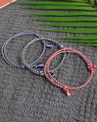 STRIEP ANKLE BRACELET (3 COLOR)